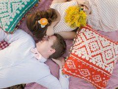 1 год свадьбы: что дарить?
