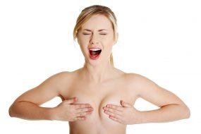 Как избавиться от болезненности сосков перед менструацией?