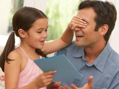 что подарить папе от дочки