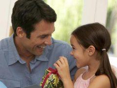 Что подарить папе от дочки?