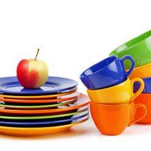 Какие цвета посуды возбуждают аппетит, а какие— подавляют