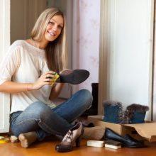 Какими домашними средствами дезинфицировать обувь от грибка?