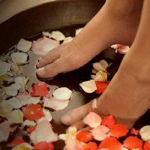 Лучшие рецепты домашних ножных ванночек