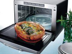Как выбрать духовку с функцией микроволновки