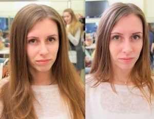флисинг для волос