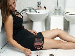 Как бросить пить алкоголь женщине?