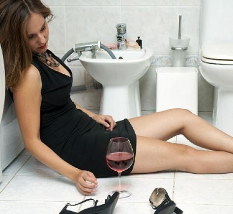 как бросить пить алкоголь женщине