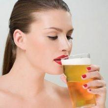 Как бросить пить пиво женщине?