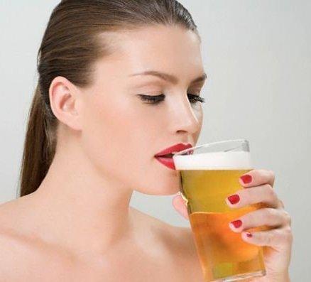 Как отказаться от пива женщине