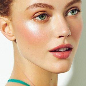 макияж натуральные брови