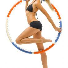 Как правильно крутить обруч, чтобы похудеть?