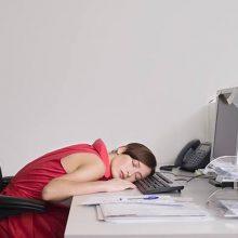 Как не заснуть за рулем или на работе, если очень хочется спать