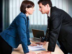 Как поставить начальника на место?