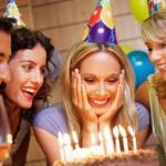 как отметить день рождения дома