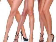 Как сделать ноги худыми?