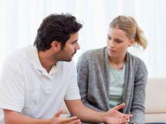 Как лучше сказать мужу о разводе?
