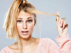 Как восстановить поврежденные волосы после обесвечивания?