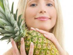 Как выбрать спелый ананас?