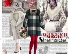 Колготки зимой: как выбрать теплые и стильные