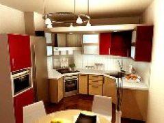 Кухни для малогабаритных квартир: 4 способа их обустроить