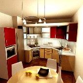 Кухни для малогабаритных квартир 4