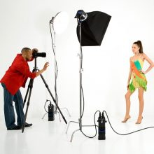 Макияж для фотосессии: создай идеальный образ!