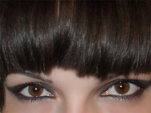 красивый макияж кошачие глазки