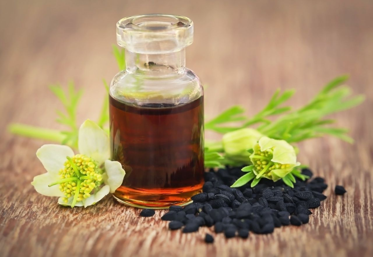 черный тмин семена и масло