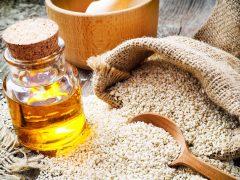 Масло кунжута: польза и вред для организма женщины