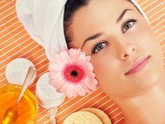Как делать массаж лица медом?