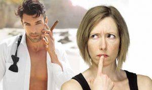 женщина думает о парне младше нее