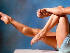 Как накачать икроножные мышцы девушке?