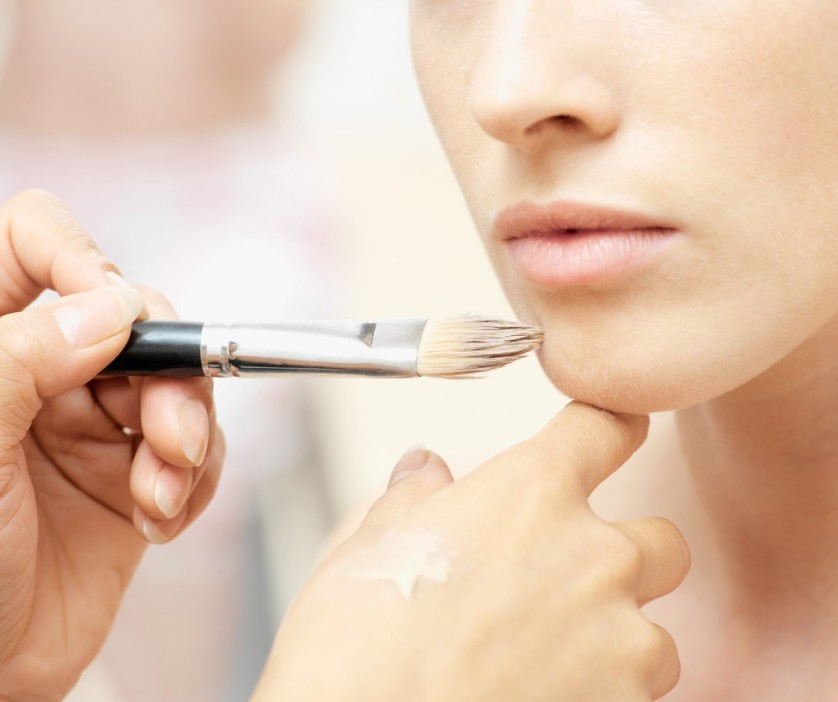 Как научиться краситься