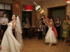 Что делать с букетом невесты