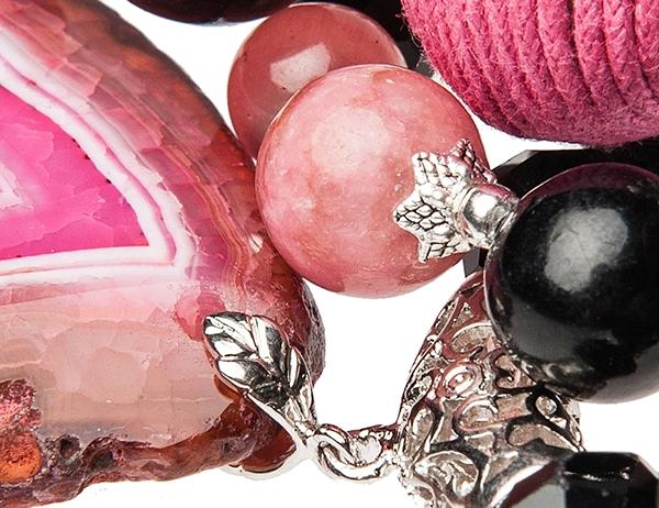 как правильно носить натуральные камни