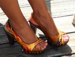 Как выбрать обувь стерве