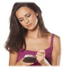 Остановить выпадение волос— как?