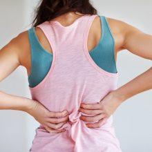 Поясничный остеохондроз: причины, симптомы и лечение