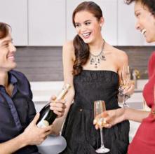 Как встретить Новый год с мужчиной