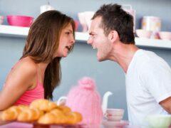 Как помириться с мужем после очень сильной ссоры, если серьёзно поругались