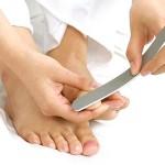 неровные ногти на ногах