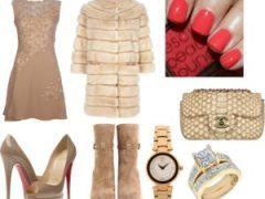 Шубы с воротником Шанель: как выбрать и с чем носить?
