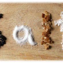Соль от выпадения волос