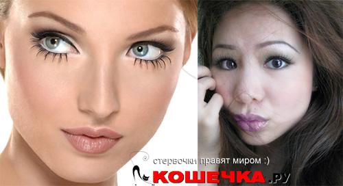 Романтический быстрый макияж