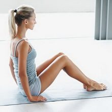 Тренировки для девушек дома