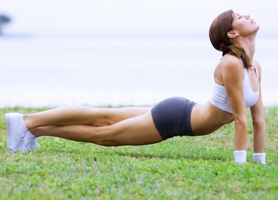 упражнения для похудения попы