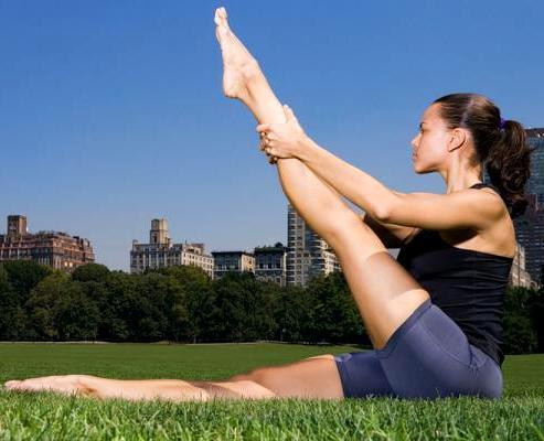 упражнения для внутренней части ног