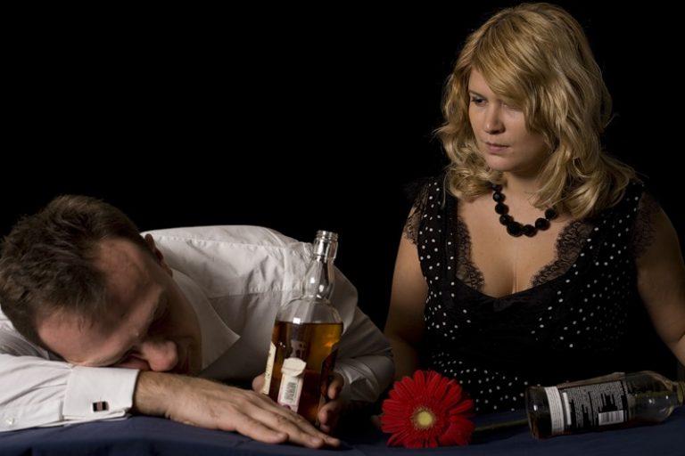 жена алкоголика