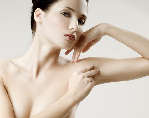 волосы на груди у женщин