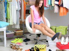 Как выбрать обувь, в которой не будут потеть ноги?